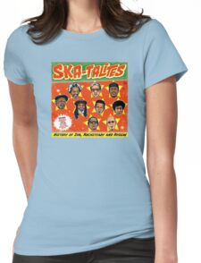 SKATALITES : HISTORY OF SKA, ROCKSTEADY AND REAGGE Womens Fitted T-Shirt