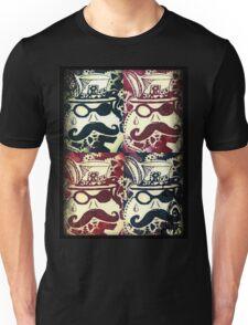 Steampunk Faces  Unisex T-Shirt