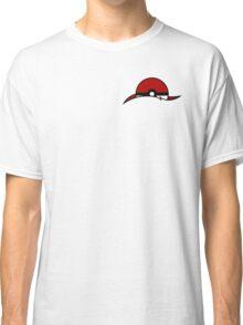 Pokeball Crossover Classic T-Shirt
