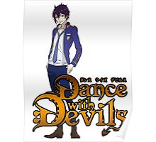 dances with devils anime topic Poster