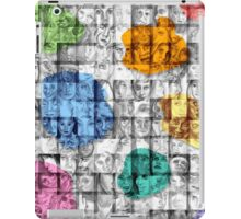 Every day a new face iPad Case/Skin