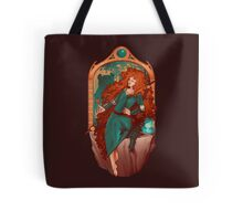 The Scottish Girl Tote Bag