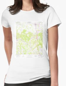 USGS TOPO Map Alabama AL Falkville 303812 1949 24000 T-Shirt