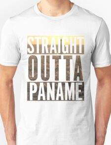 Straight outta Paname (2) T-Shirt
