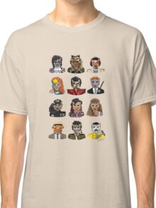 80s Cats Classic T-Shirt