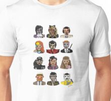 80s Cats Unisex T-Shirt