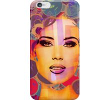 Mimicry, face iPhone Case/Skin