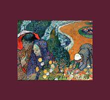 Vincent van Gogh Memory of the Garden at Etten Unisex T-Shirt