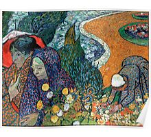 Vincent van Gogh Memory of the Garden at Etten Poster