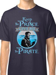 Captain Hook OUAT Shirt Classic T-Shirt