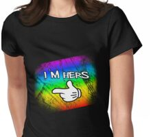 I´m hers Womens Fitted T-Shirt