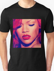 rihanna red loud kutai Unisex T-Shirt