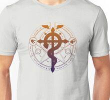 Fullmetal Alchemist - Edward Elric Symbol (Flamel) Unisex T-Shirt