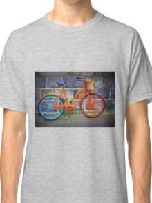 Bicycle in Iceland Classic T-Shirt