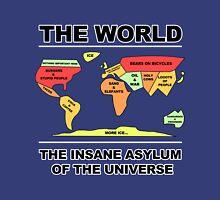 Die Welt - Das Asylantenheim des Universums! Unisex T-Shirt