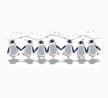 Penguin Mug Kids Tee