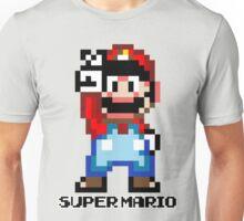 Super Mario 16 bit Victory Pose Unisex T-Shirt