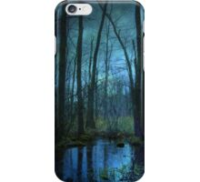 Woodland Twilight iPhone Case/Skin