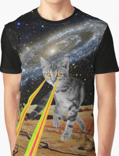 CAT ATTACK!  Graphic T-Shirt