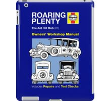 Haynes Manual - Roaring Plenty - T-shirt iPad Case/Skin