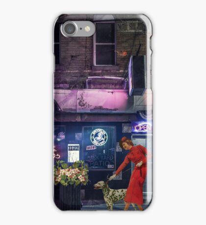 CADILLAC LOUNGE  iPhone Case/Skin