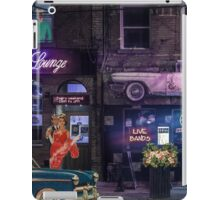 CADILLAC LOUNGE  iPad Case/Skin
