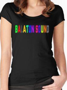 Balaton Sound Festival Hungary Women's Fitted Scoop T-Shirt