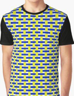 Basket Weave Graphic T-Shirt