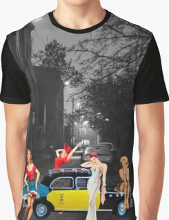 TO THE MUSEUM Graphic T-Shirt