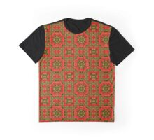 Camellia Array Graphic T-Shirt