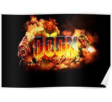 DOOM - ArtWork Poster