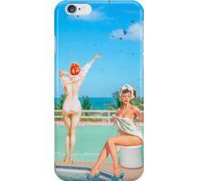 MIAMI BEACH  iPhone Case/Skin