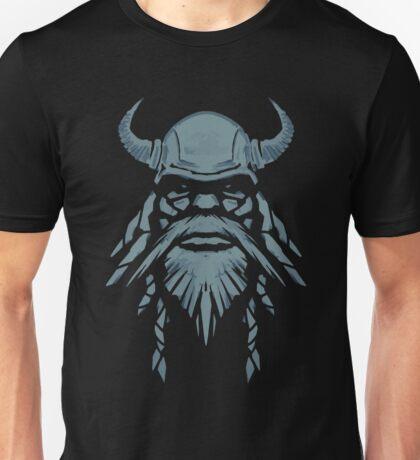 Blue Beard Unisex T-Shirt