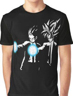 Gohan and goku action Graphic T-Shirt