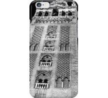 Seville at night - Giralda iPhone Case/Skin