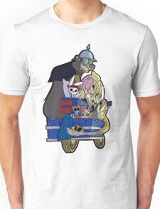 MARES OF HARMONY (2 OF 6) (FS) (N/B) Unisex T-Shirt