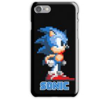 Sonic the Hedgehog 16 bit iPhone Case/Skin