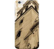 Seville - San Pedro Bell Tower iPhone Case/Skin