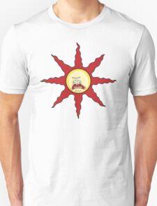 Praise the screaming sun Unisex T-Shirt