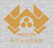NAKATOMI PLAZA - DIE HARD BRUCE WILLIS (YELLOW) One Piece - Long Sleeve
