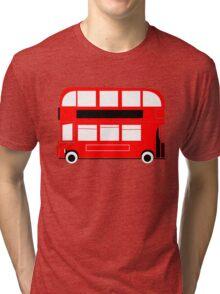double decker Tri-blend T-Shirt