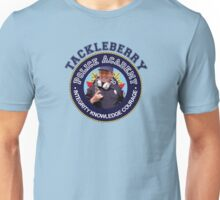 TACKLEBERRY - POLICE ACADEMY MOVIE  Unisex T-Shirt
