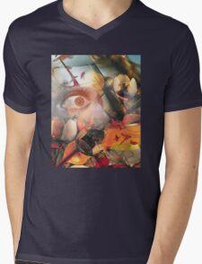 Dreamtime Mens V-Neck T-Shirt