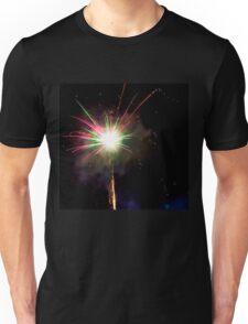 July 4 BBQ Fireworks in Cuenca II Unisex T-Shirt