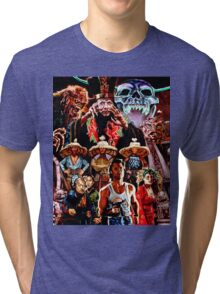 BIG TROUBLE IN LITTLE CHINA  Tri-blend T-Shirt