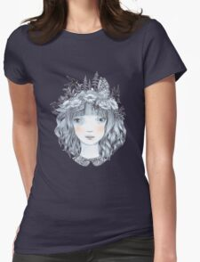 Back to my roots Womens Fitted T-Shirt