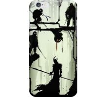TMNT vs Shredder iPhone Case/Skin