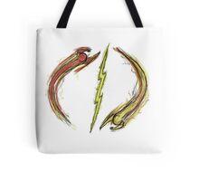 Logo Flash/Reverse Tote Bag
