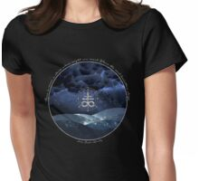Leviathan  Womens Fitted T-Shirt