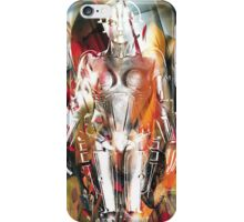 Ghost of a Robot iPhone Case/Skin